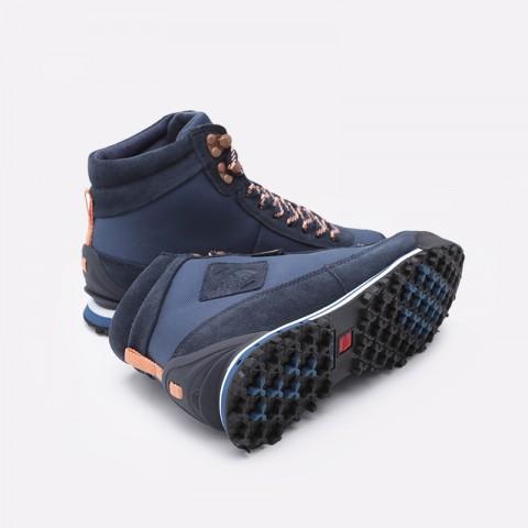 женские синие  ботинки the north face back-to-berkeley boot ii T0A1MFH50 - цена, описание, фото 2