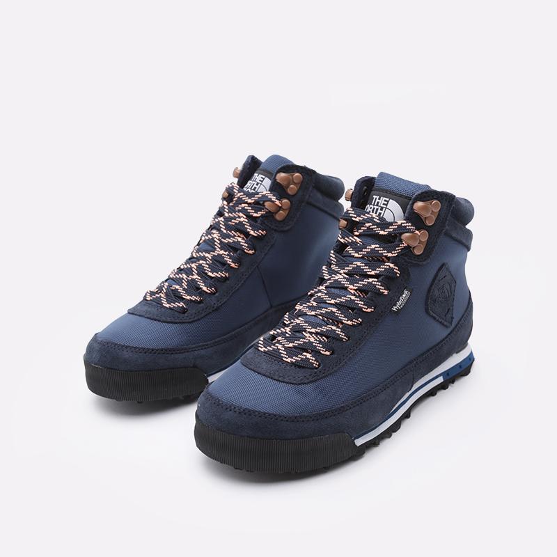 женские синие  ботинки the north face back-to-berkeley boot ii T0A1MFH50 - цена, описание, фото 4