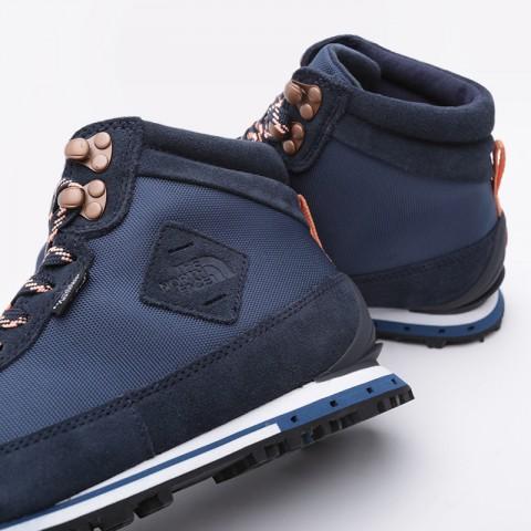 женские синие  ботинки the north face back-to-berkeley boot ii T0A1MFH50 - цена, описание, фото 5