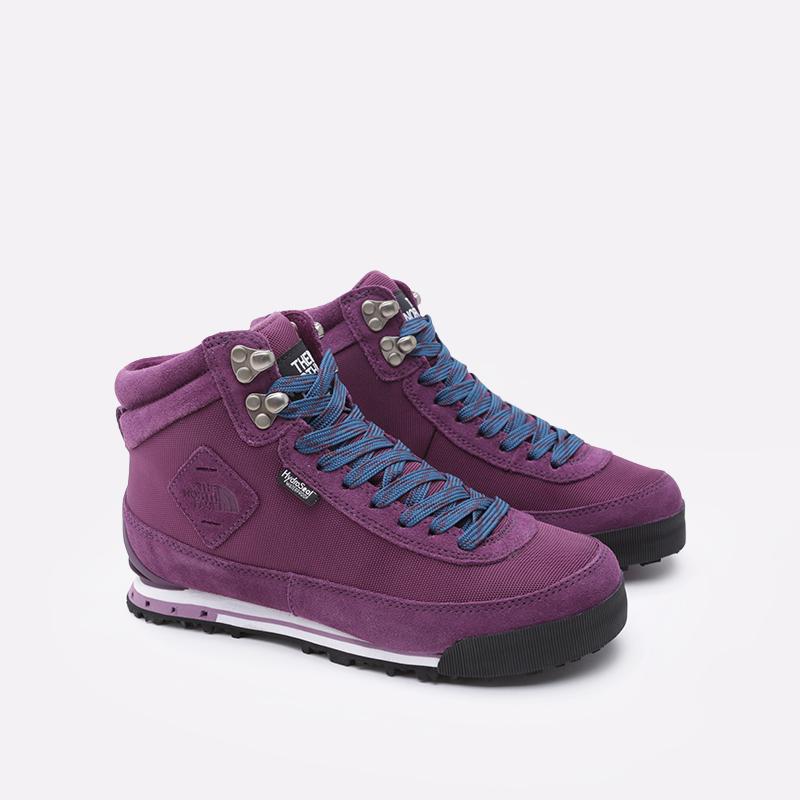 Ботинки The North Face, Back-to-Berkeley Boot II, Фиолетовый