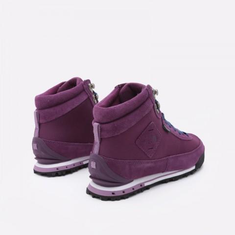 женские фиолетовые  ботинки the north face back-to-berkeley boot ii T0A1MFH66 - цена, описание, фото 3