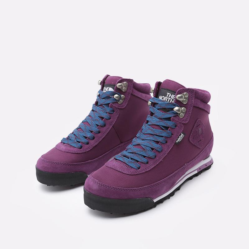 женские фиолетовые  ботинки the north face back-to-berkeley boot ii T0A1MFH66 - цена, описание, фото 4
