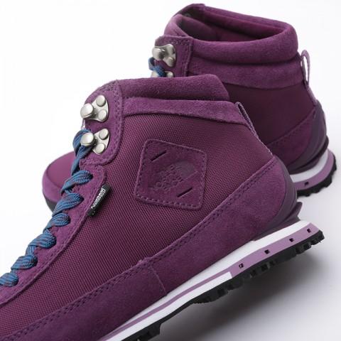 женские фиолетовые  ботинки the north face back-to-berkeley boot ii T0A1MFH66 - цена, описание, фото 5