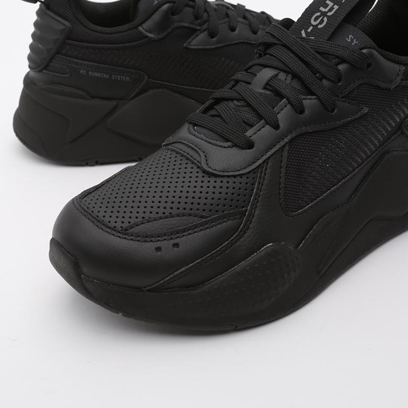 Мужские кроссовки RS-X Winterized от PUMA (37052202) оригинал - купить по  цене 5390 руб. в интернет-магазине Streetball