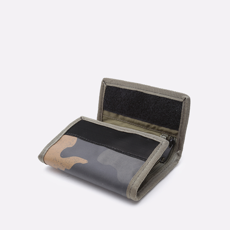 камуфляж  бумажник the north face base camp wallet T0CE69G2G - цена, описание, фото 3