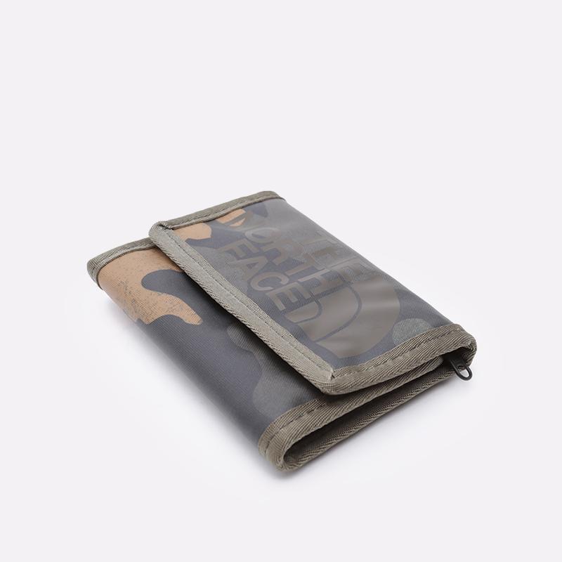 камуфляж  бумажник the north face base camp wallet T0CE69G2G - цена, описание, фото 2