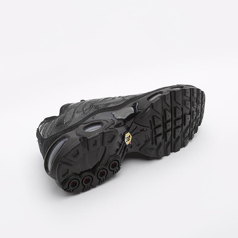 Кроссовки Nike, Air Max Plus Decon, Черный