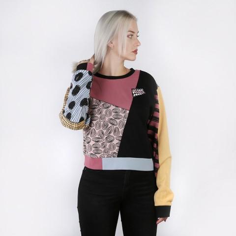 Женская толстовка Sally Patchwork от Vans (VA4CTTZTG) купить по цене 4000  руб. в интернет-магазине Streetball