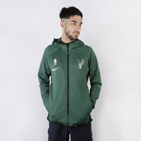 Толстовка Nike Milwaukee Bucks Therma Flex Hoodie