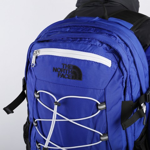 синий  рюкзак the north face borealis classic T0CF9CEF1 - цена, описание, фото 3