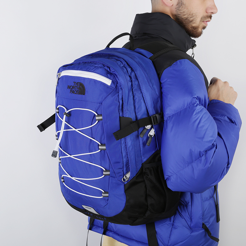синий  рюкзак the north face borealis classic T0CF9CEF1 - цена, описание, фото 1