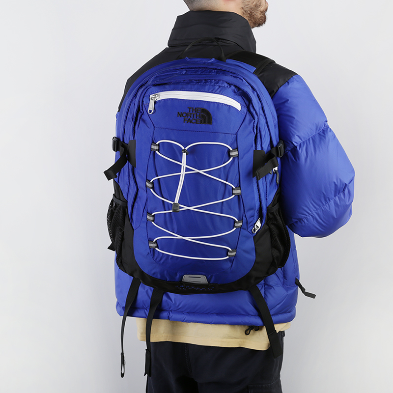синий  рюкзак the north face borealis classic T0CF9CEF1 - цена, описание, фото 2