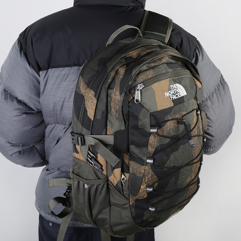 камуфляж  рюкзак the north face borealis classic T0CF9CG2G - цена, описание, фото 3