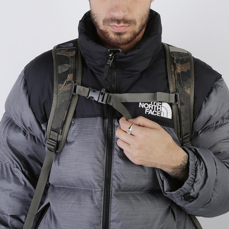 камуфляж  рюкзак the north face borealis classic T0CF9CG2G - цена, описание, фото 4
