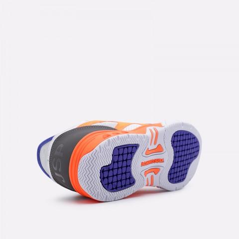 мужские белые  кроссовки dc shoes kalis og x jsp ADYS100583 - цена, описание, фото 2