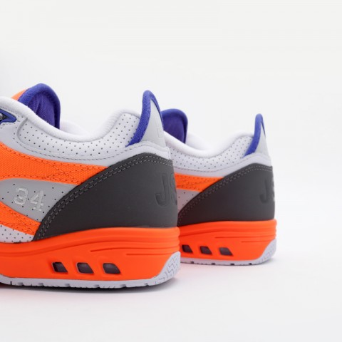мужские белые  кроссовки dc shoes kalis og x jsp ADYS100583 - цена, описание, фото 6