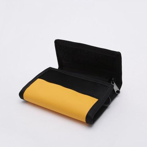 жёлтый, чёрный  бумажник the north face base camp wallet T0CE69LR0 - цена, описание, фото 3