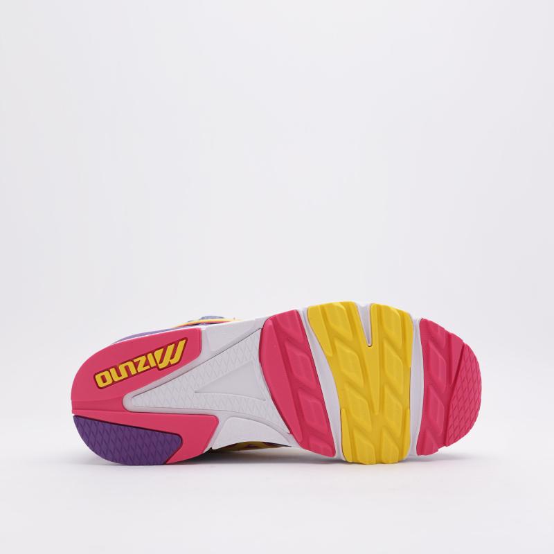 разноцветные  кроссовки mizuno sky medal D1GA192267 - цена, описание, фото 2