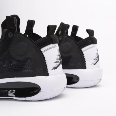 мужские чёрные  кроссовки jordan xxxiv AR3240-001 - цена, описание, фото 8