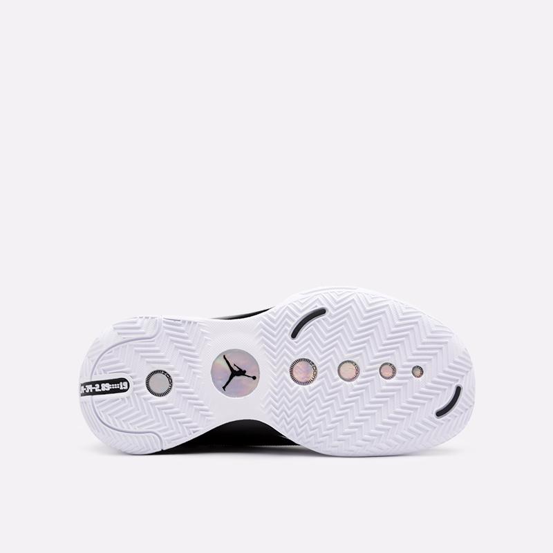 мужские чёрные  кроссовки jordan xxxiv AR3240-001 - цена, описание, фото 2