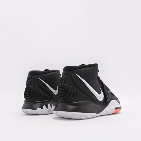 мужские чёрные  кроссовки nike kyrie 6 BQ4630-001 - цена, описание, фото 4