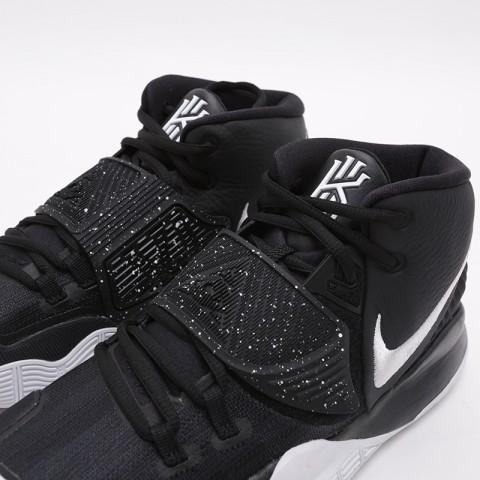 мужские чёрные  кроссовки nike kyrie 6 BQ4630-001 - цена, описание, фото 6