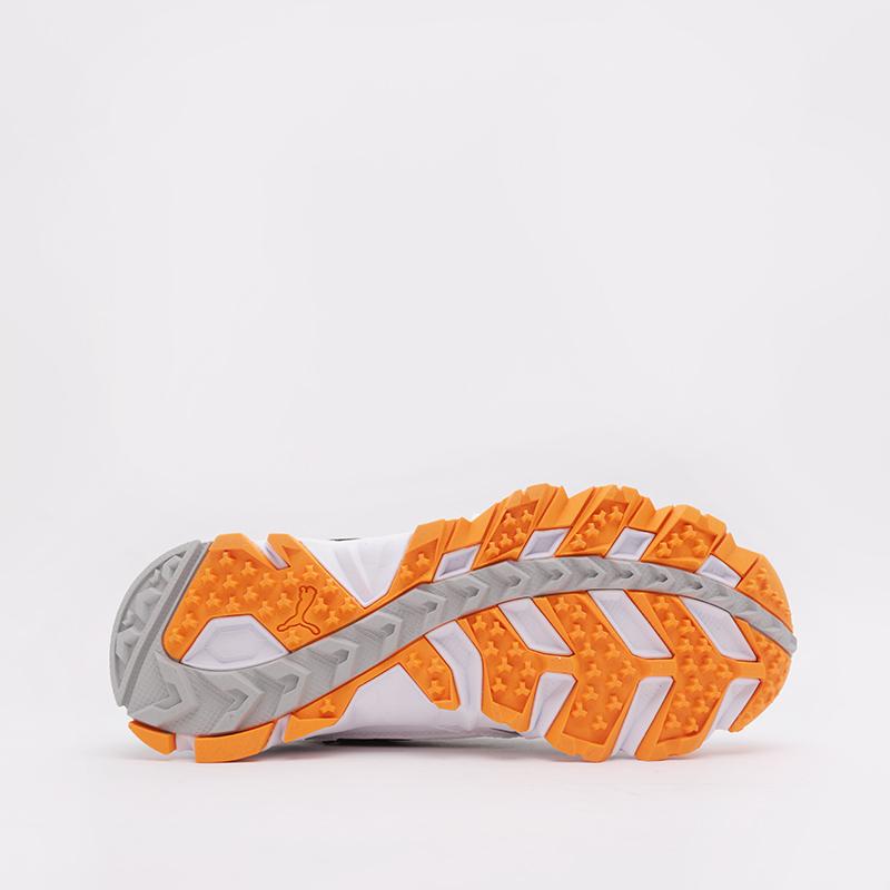 мужские чёрные  кроссовки puma trailfox mts helly hasen 37251701 - цена, описание, фото 6