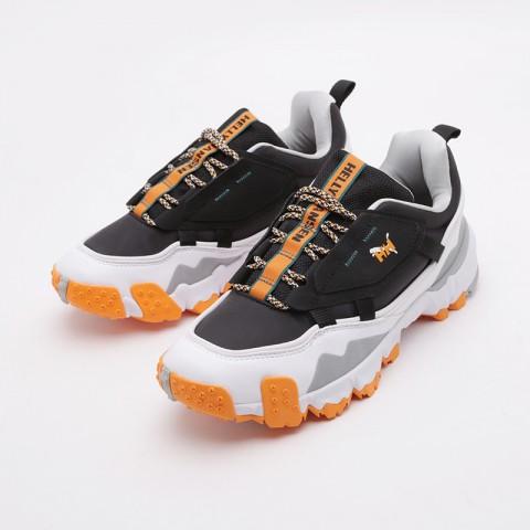 мужские чёрные  кроссовки puma trailfox mts helly hasen 37251701 - цена, описание, фото 4