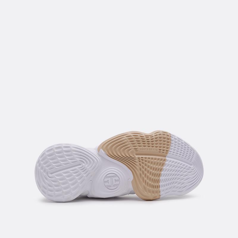 мужские белые  кроссовки adidas harden vol. 4 EF1260 - цена, описание, фото 2