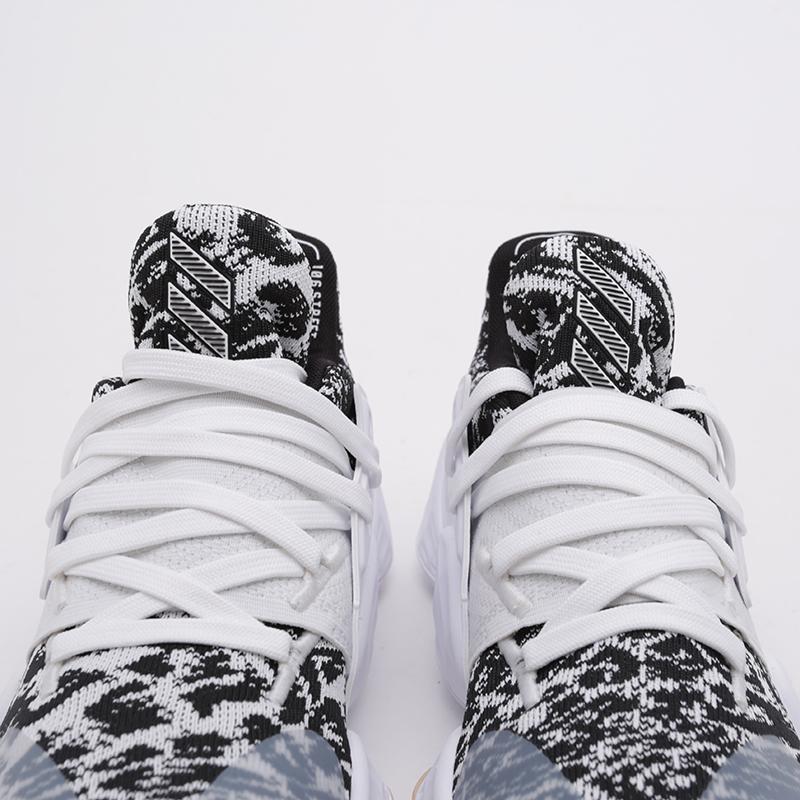 мужские белые  кроссовки adidas harden vol. 4 EF1260 - цена, описание, фото 5