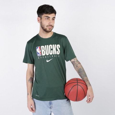 Футболка Nike Milwaukee Bucks Tee