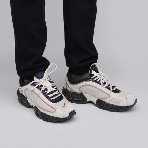 мужские бежевые  кроссовки nike air max tailwind iv se CJ9681-001 - цена, описание, фото 7