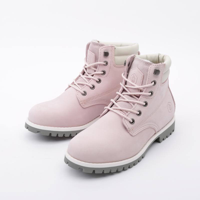 женские розовые  ботинки jack porter wb2 WB2-NW-W-роз - цена, описание, фото 5