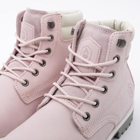 женские розовые  ботинки jack porter wb2 WB2-NW-W-роз - цена, описание, фото 6