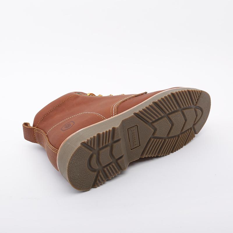 мужские коричневые  ботинки jack porter pb PB-LW-M-корич - цена, описание, фото 3