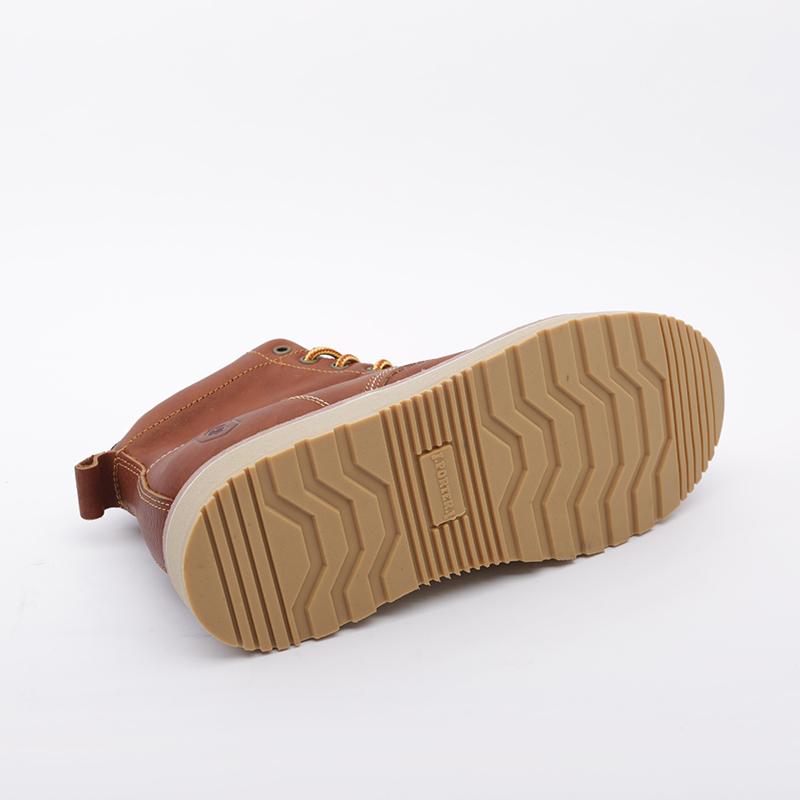 мужские коричневые  ботинки jack porter pb1 PB1-LW-M-корич - цена, описание, фото 3