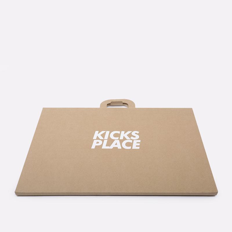 коричневый  ковёр kicks place kicks place KICKS PLACE - цена, описание, фото 3