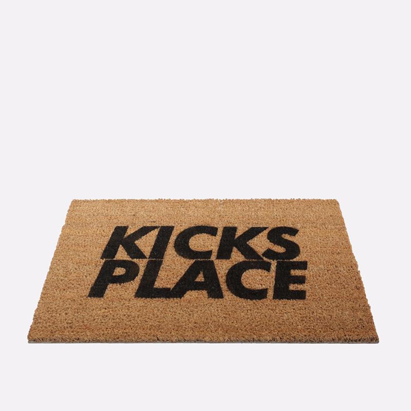 коричневый  ковёр kicks place kicks place KICKS PLACE - цена, описание, фото 1