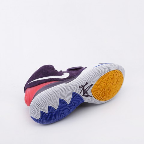 фиолетовые  кроссовки nike kyrie 6 BQ4630-500 - цена, описание, фото 3