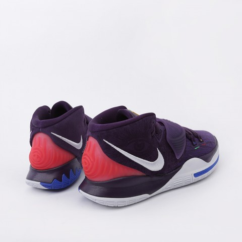 фиолетовые  кроссовки nike kyrie 6 BQ4630-500 - цена, описание, фото 5