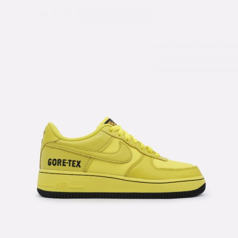 мужские жёлтые  кроссовки nike air force 1 gtx CK2630-701 - цена, описание, фото 1