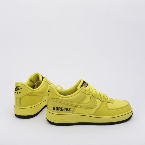 мужские жёлтые  кроссовки nike air force 1 gtx CK2630-701 - цена, описание, фото 3