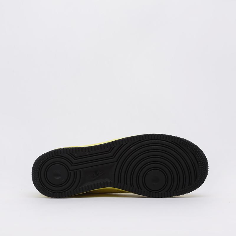 мужские жёлтые  кроссовки nike air force 1 gtx CK2630-701 - цена, описание, фото 4