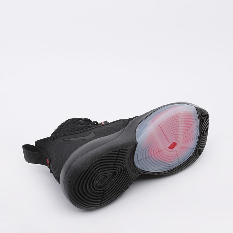 чёрные  кроссовки nike zoom rize BQ5467-002 - цена, описание, фото 3