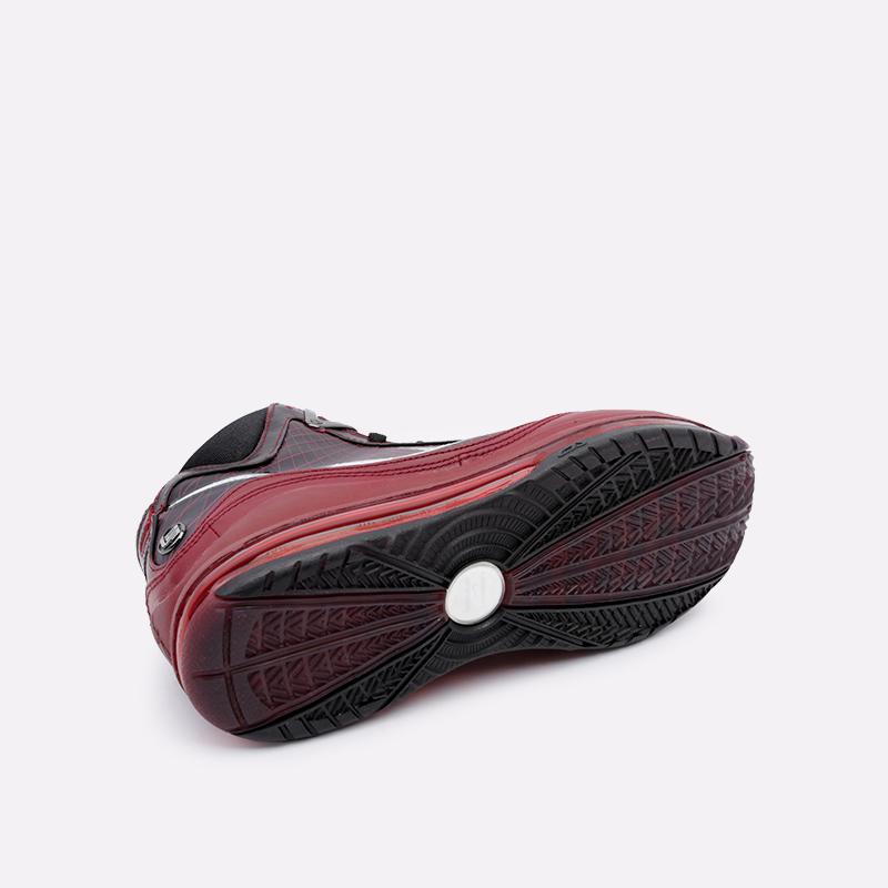 мужские бордовые  кроссовки nike lebron vii qs CU5133-600 - цена, описание, фото 3