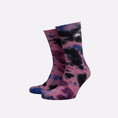 Носки Stussy Tie Dye Socks