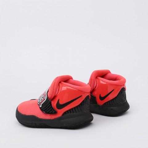 детские оранжевые  кроссовки nike kyrie 6 auto (tdv) CK0616-600 - цена, описание, фото 3