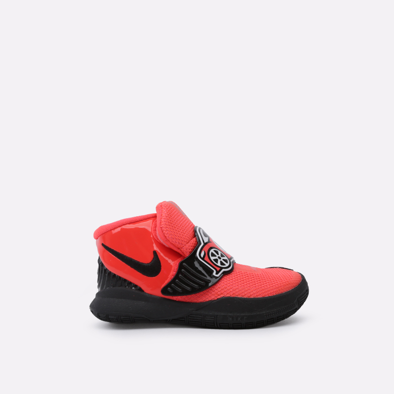 детские оранжевые  кроссовки nike kyrie 6 auto (tdv) CK0616-600 - цена, описание, фото 1