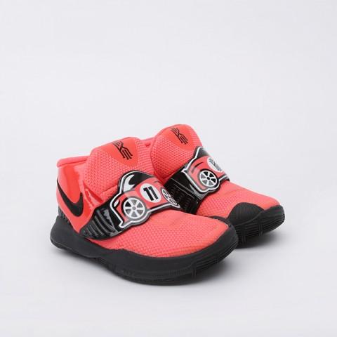 детские оранжевые  кроссовки nike kyrie 6 auto (tdv) CK0616-600 - цена, описание, фото 2