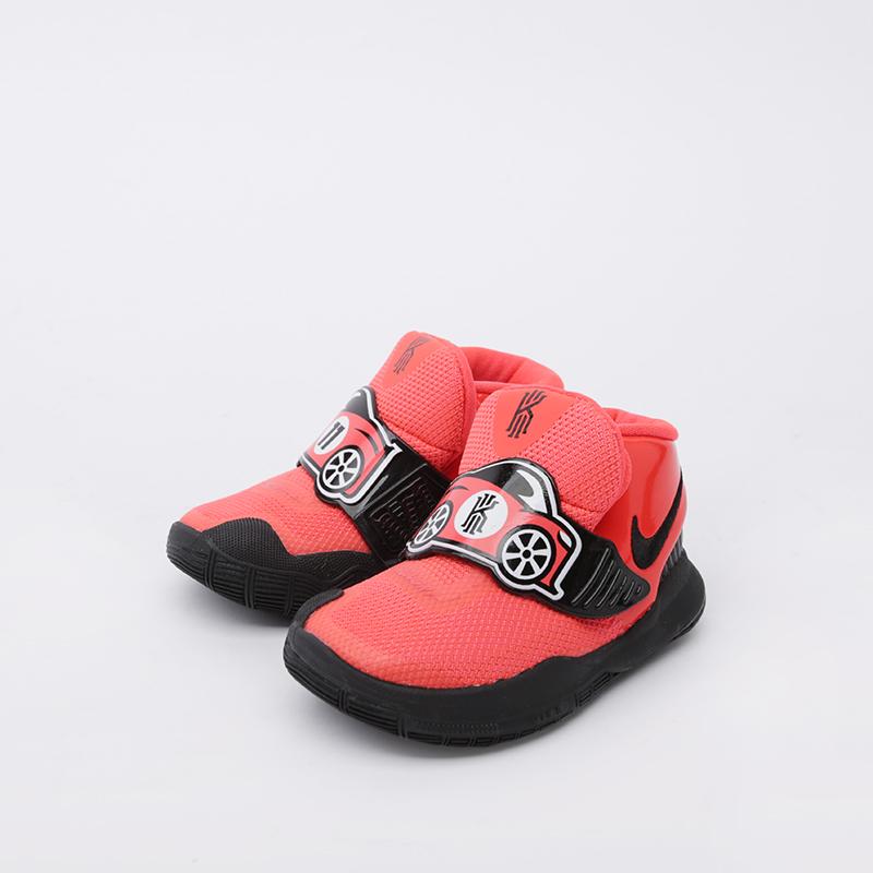 детские оранжевые  кроссовки nike kyrie 6 auto (tdv) CK0616-600 - цена, описание, фото 4